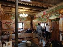 Großartige tibetanische Handwerkskunst