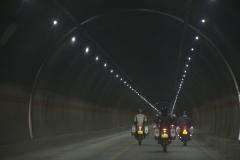 """Der """"neue"""" Tunnel - der """"ganze"""" Stolz"""