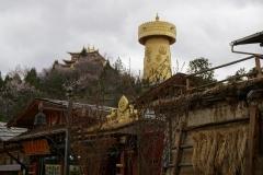 Größte Gebetsmühle der Welt