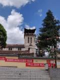 Katholisch-tibetanischer Glaubensmix