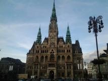 Liberec Rathaus