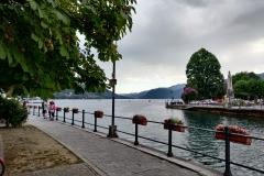 Abendstimmung am Lago d' Orta