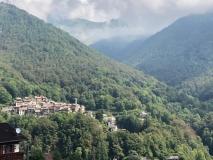 Tolle Ausblicke und Landschaften in Richtung Cellio