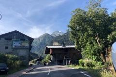 Durchfahrten der Dörfer sind immer mit etwas Vorsicht zu genießen